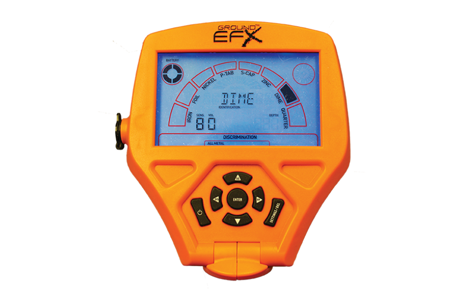 Swarm Series™ MX200E Digital Metal Detector Display